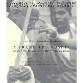 A Frank Friendship (Gopalkrishna Gandhi, Hardback, 9781905422630)