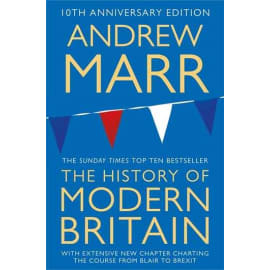 A History Of Modern Britain (Andrew Marr, Paperback, 9781509839667)