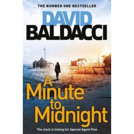 A Minute To Midnight (David Baldacci, Paperback, 9781509874484)
