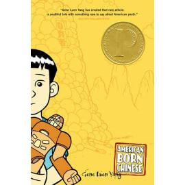 American Born Chinese (Gene Luen Yang, Paperback, 9780312384487)