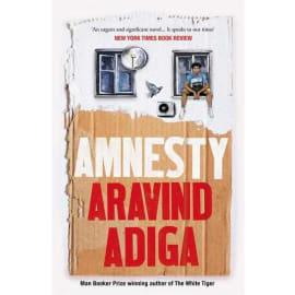 Amnesty (Aravind Adiga, Paperback, 9789389104530)