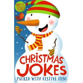 Christmas Jokes (Macmillan Children'S Books Mcb, Paperback, 9781509860357)