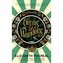 Circus Of Wonders (Elizabeth Macneal, Paperback, 9781529002515)