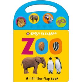 Noisy Peekaboo: Zoo (Roger Priddy, Board Book, 9780312520618)