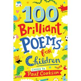 100 Brilliant Poems For Children (Paul Cookson, Paperback, 9781509824168)