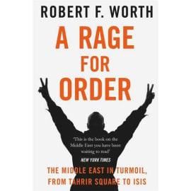 A Rage For Order (Robert F. Worth, Paperback, 9781447240556)