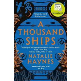 A Thousand Ships (Natalie Haynes, Paperback, 9781509836215)