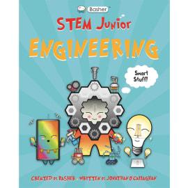 Basher Stem Junior: Engineering (Jonathan O'Callaghan, Paperback, 9780753445143)