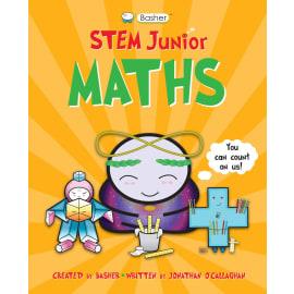 Basher Stem Junior: Maths (Jonathan O'Callaghan, Paperback, 9780753445136)