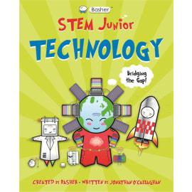 Basher Stem Junior: Technology (Jonathan O'Callaghan, Paperback, 9780753445150)