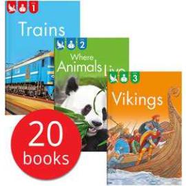 Beginning To Read X 20 Book Set (Kingfisher, Hardback, 9780753444436)