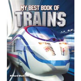 Best Book Of Trains (Richard Balkwill, Paperback, 9780753444917)