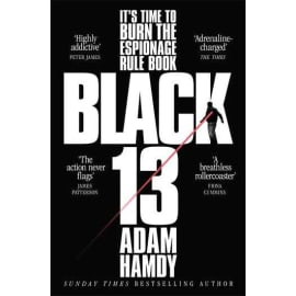 Black 13 (Adam Hamdy, Paperback, 9781509899203)