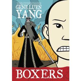 Boxers (Gene Luen Yang, Paperback, 9781596433595)