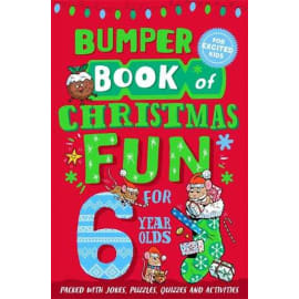 Bumper Book Of Christmas Fun For 6 Year Olds (Macmillan Children'S Books Mcb, Paperback, 9781529066975)