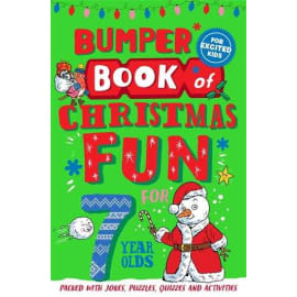 Bumper Book Of Christmas Fun For 7 Year Olds (Macmillan Children'S Books Mcb, Paperback, 9781529066999)