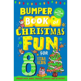 Bumper Book Of Christmas Fun For 8 Year Olds (Macmillan Children'S Books Mcb, Paperback, 9781529067019)