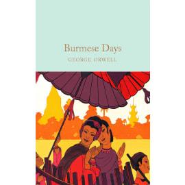 Burmese Days (George Orwell, Hardback, 9781529032680)