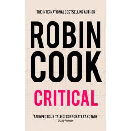 Critical (Robin Cook, Paperback, 9789386215741)