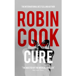 Cure (Robin Cook, Paperback, 9789386215765)