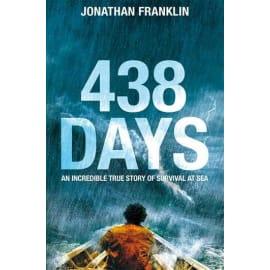 438 Days (Jonathan Franklin, Paperback, 9781509800193)