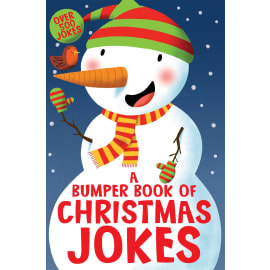 A Bumper Book Of Christmas Jokes (Macmillan Children'S Books Mcb, Paperback, 9781529043075)