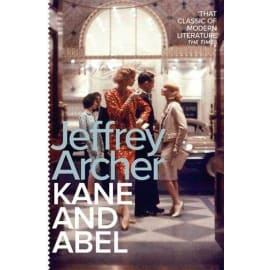 Kane And Abel (Jeffrey Archer, Paperback, 9781509808694)