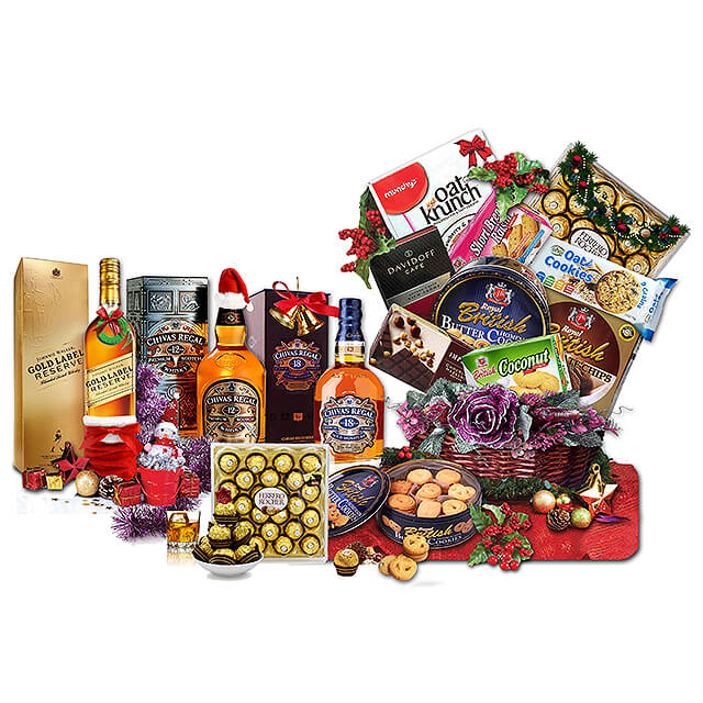 Christmas Gift Baskets For Kids.Christmas Gift Basket For Kids Delivery To Malaysia Big