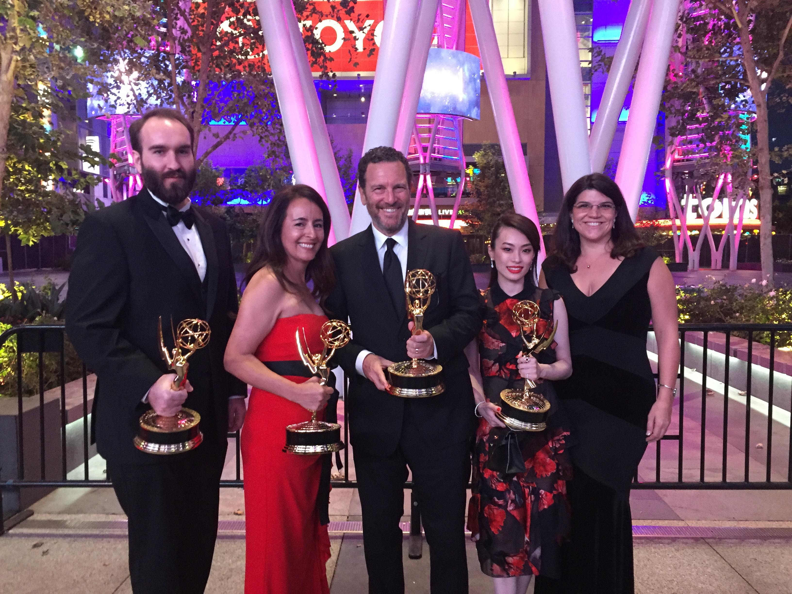 Creative Arts Emmys 2017!