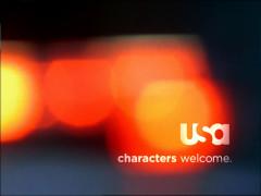 USA Network - Network Rebrand