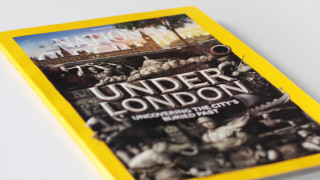 National Geographic - Under London Cover