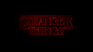 Netflix Stranger Things Main Title