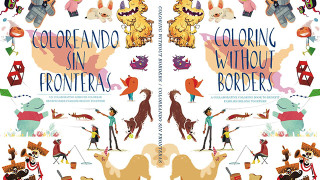 Coloring Without Borders