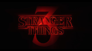 Stranger Things Season 3 Main Title