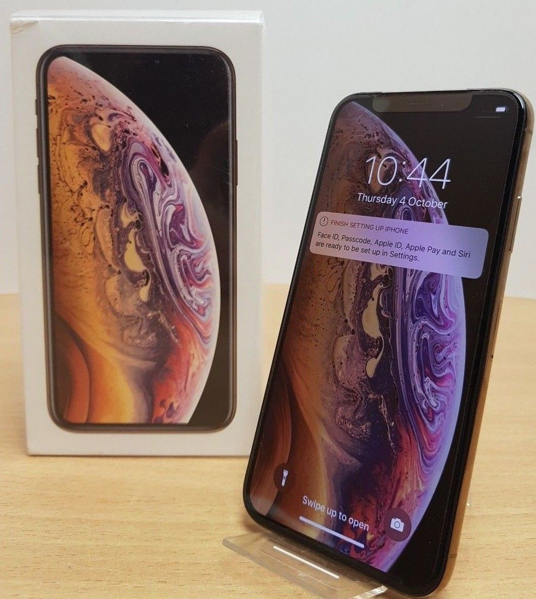 Apple iPhone Xs 64GB per 530 EUR  ,iPhone Xs Max 64GB per 580 EUR ,iPhone X 64GB = 350 EUR, Whatsapp Chat : +27837724253