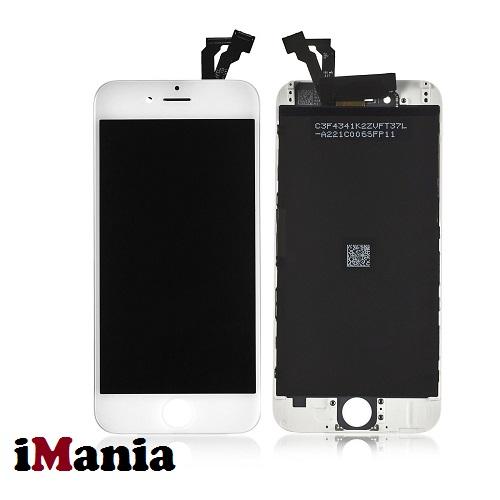 iphone 6 vetro bianco