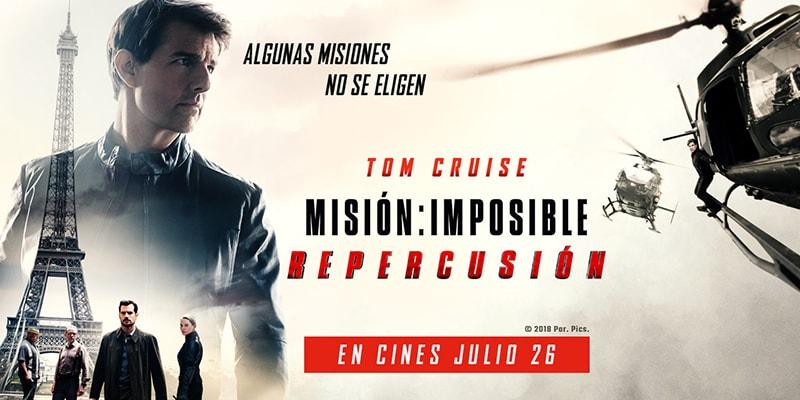 Misión Imposible 6 - Repercusión