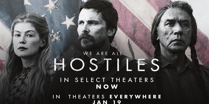 Hostiles - Violencia Americana