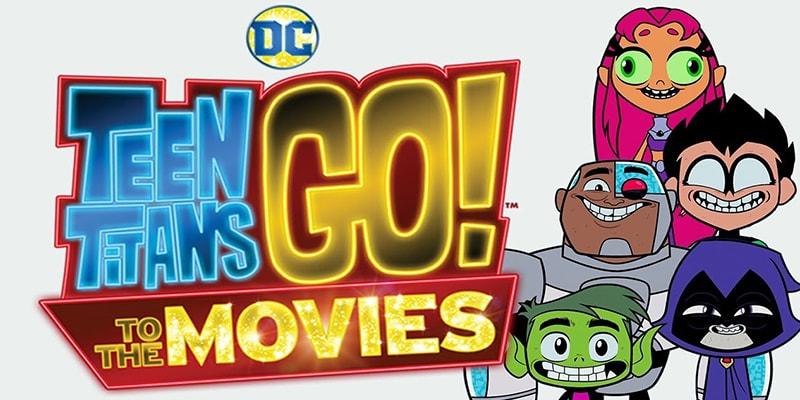 Teen Titans en acción! - La Película