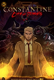 Constantine - Ciudad de Demonios - La Pelicula