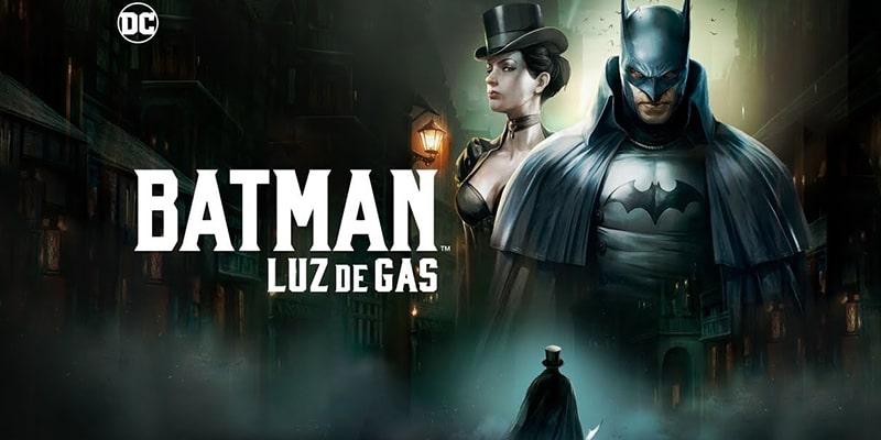 Batman Ciudad Gótica - Luz de gas
