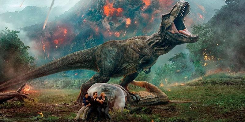 Jurassic World 2- El Reino Caido