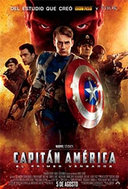 Capitán América 1 - El Primer Vengador