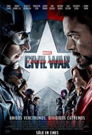 Capitán América 3 - Civil War
