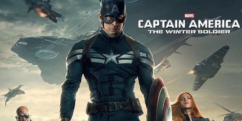 Capitán América 2 - El Soldado de Invierno