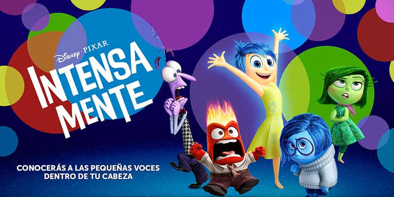 Intensa-Mente (Inside Out)