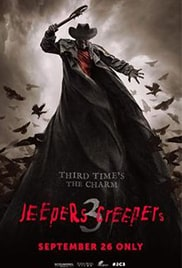 Jeepers Creepers 3, El regreso del Demonio