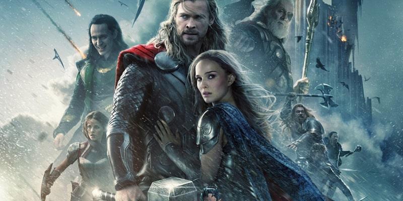 Thor 2 - El Mundo Oscuro