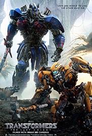 Transformers 5 - El Último Caballero