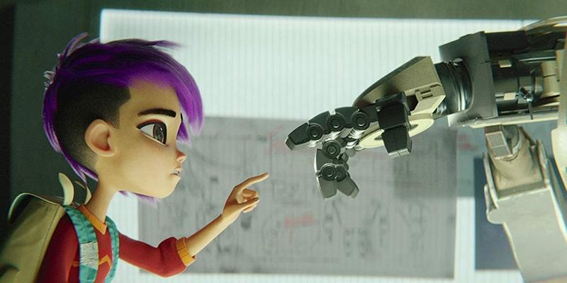 Robot 7723: La Nueva Generación